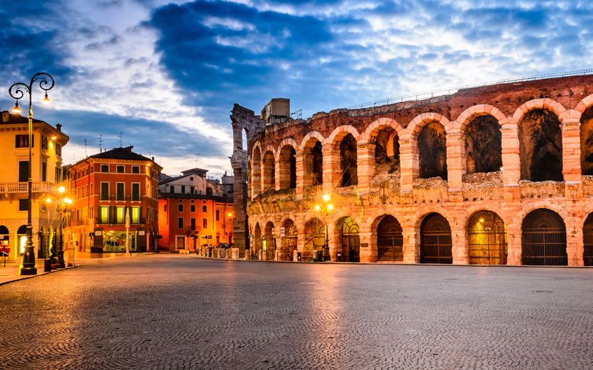 Colliseum in Verona