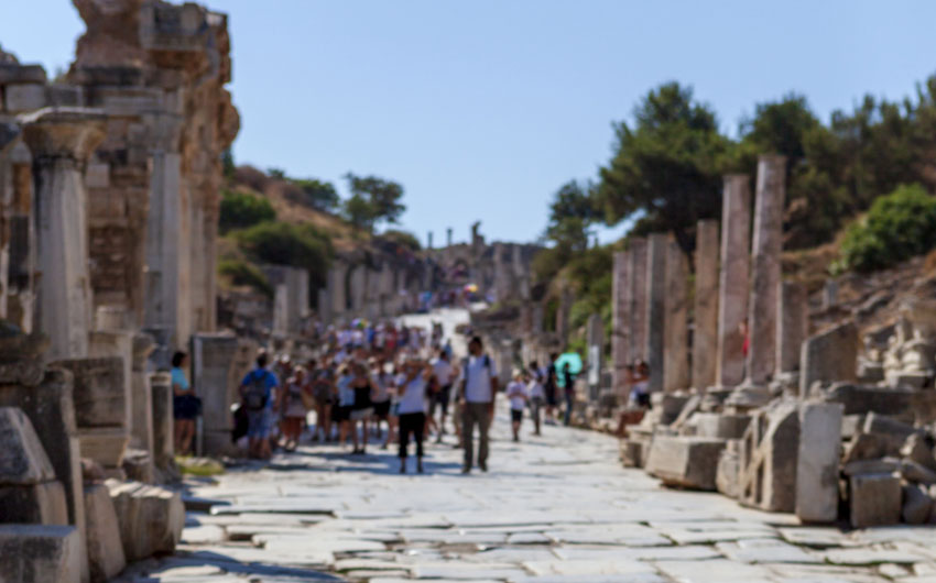 City of Ephesus, Kusadasi