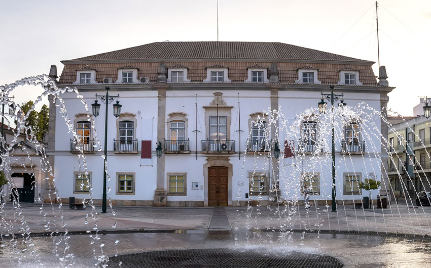 Portimao city hall building