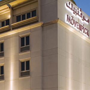 Movenpick Hotel & Apartments Bur Dubai in Dubai, United Arab Emirates