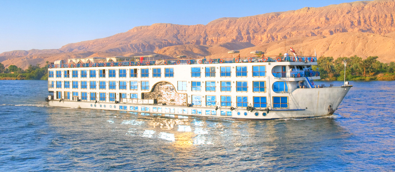 Egypt With Luxury River Packages