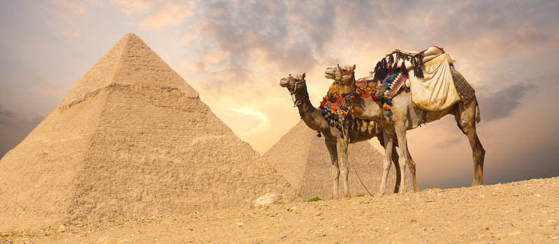 Egyptian Pyramids Tours