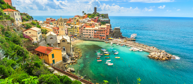 Cinque Terre Italy's Most Beautiful Villages