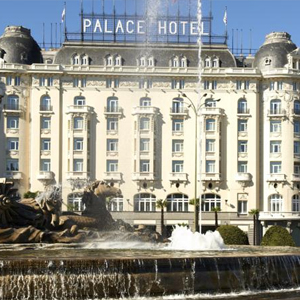 WESTIN PALACE in Madrid, Spain
