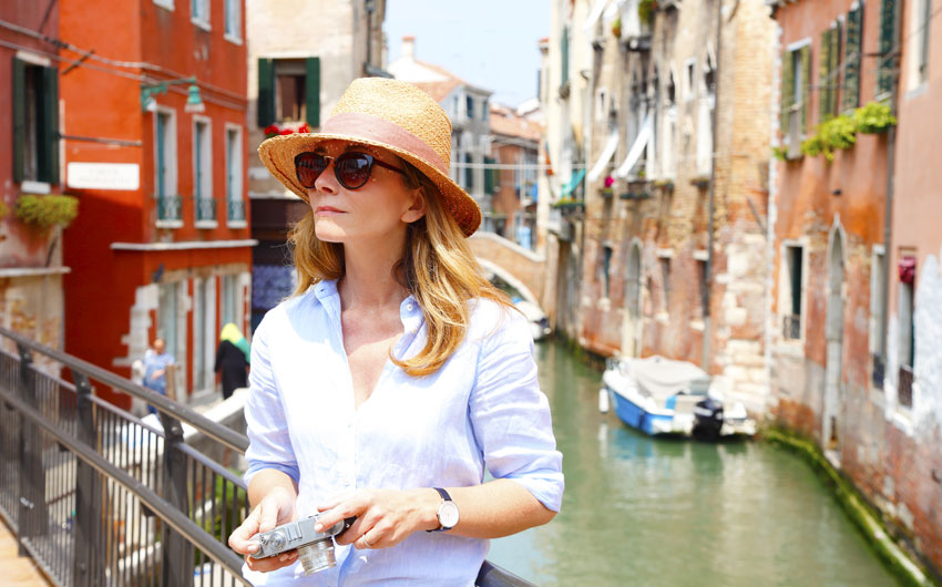 Italy by Rail - Venice, Florence, Rome & Positano