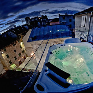 JUPITER LUXURY HOTEL in Split , Croatia