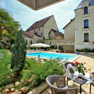 HOTEL BEST WESTERN LE RENOIR in Sarlat, France