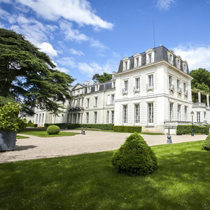CHATEAU DE ROCHECOTTE in Langeais, France