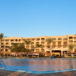 Continental Hotel in Hurghada, Egypt