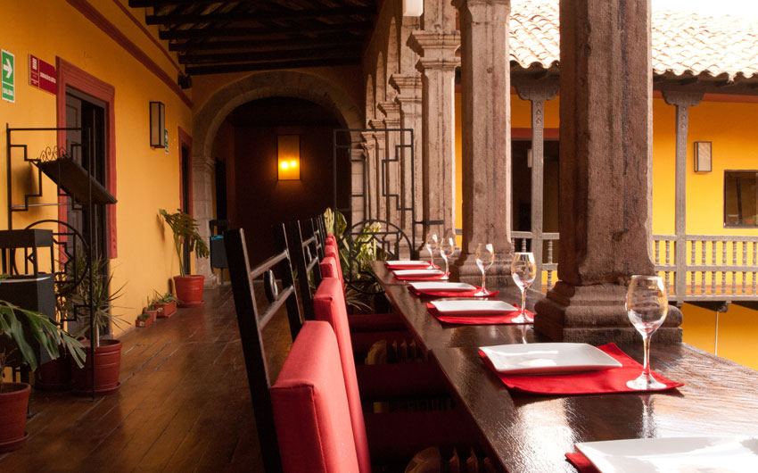 Fine Dining, Cusco