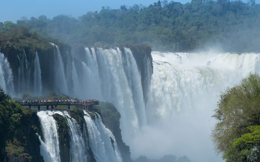 Devil's Throat, Iguazu Waterfalls