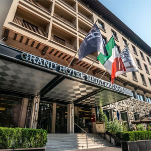 GRAND HOTEL MEDITERRANEO in Florence, Italy
