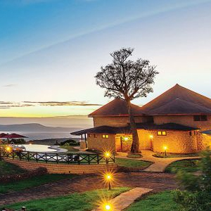 Lake Nakuru Lodge in Lake Nakuru (Kenya), Eastern & Southern Africa