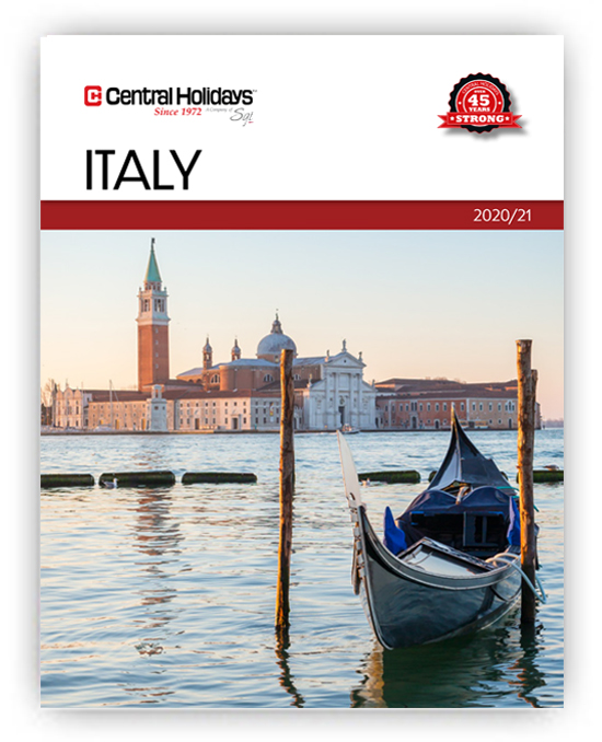 Central Holidays Italy Brochure