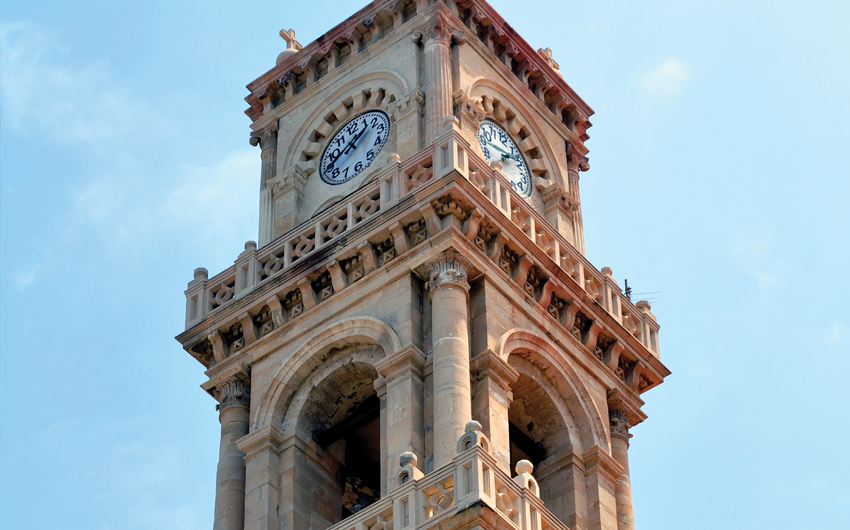 Bell tower, Heraklion, Crete