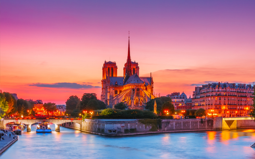 Discover Paris Amp Burgundy France Vacation Package