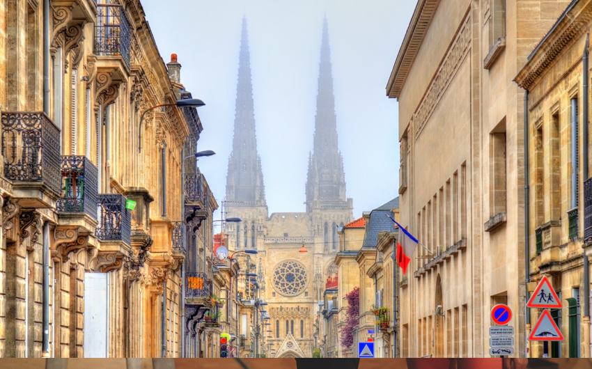 Saint Andre Cathedral of Bordeaux
