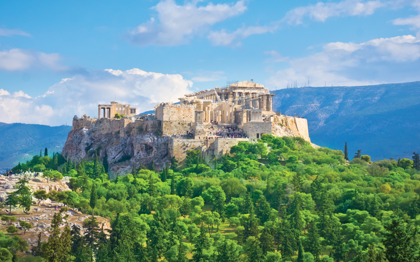 Ancient Acropolis, Athens