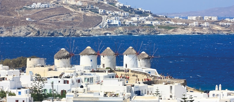 Greece Travel Itineraries - It Always Includes an Experience You Won't Forget