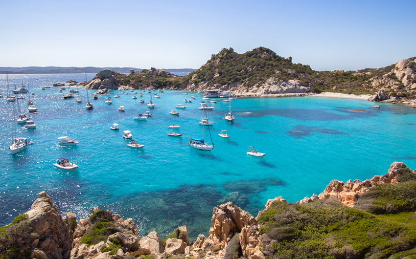 THE JEWELS OF SARDINIAS EMERALD COAST & CORSICA