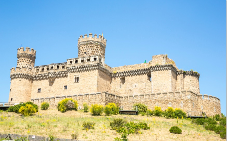 Castle of Mendoza