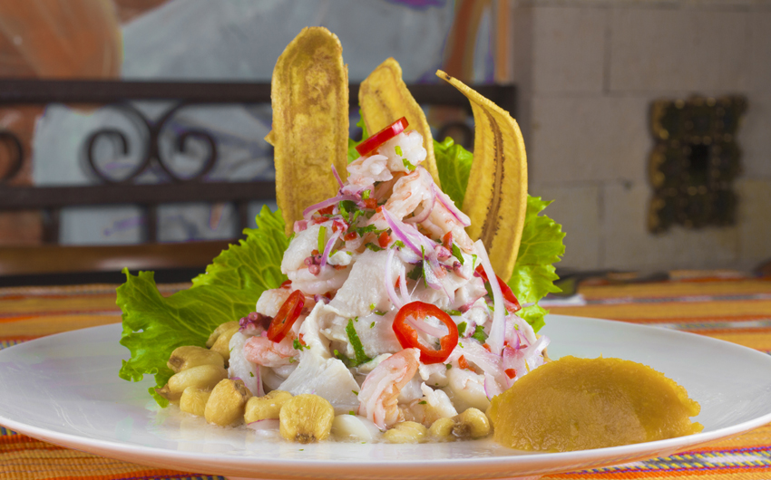 "Learn how to make the famed ceviche or ""cebiche"" as Peruvians say"