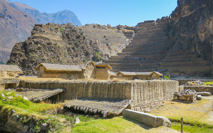 Visiting the Sacred Valley of the Incas in Peru