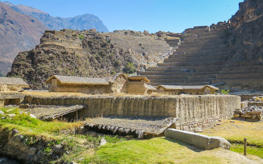 Visiting the Sacred Valley of the Incas