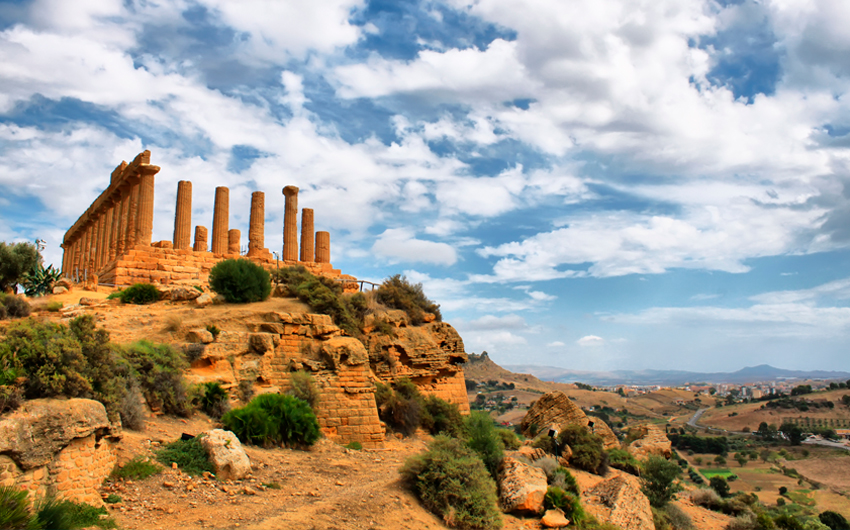 Temple of Agrigento