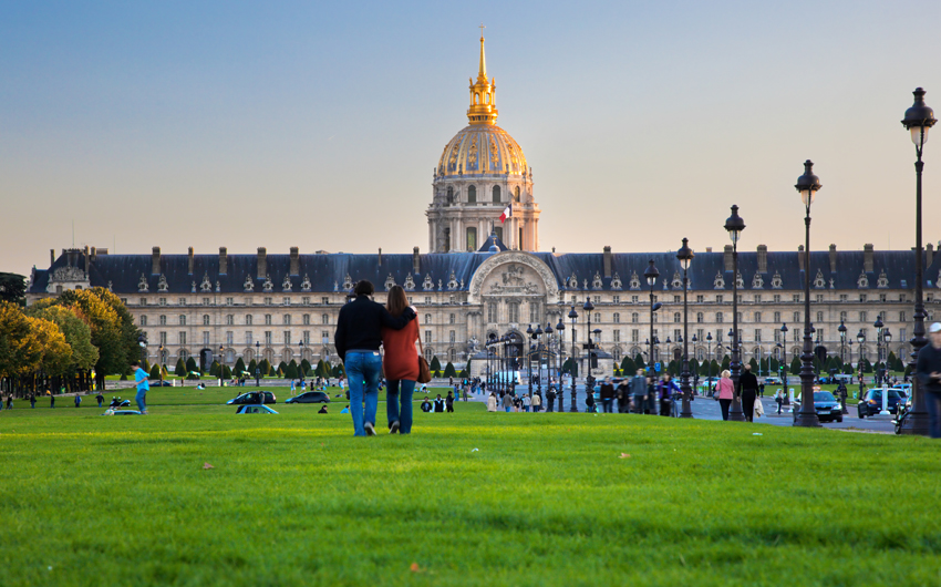 Les Invalides museum, Paris