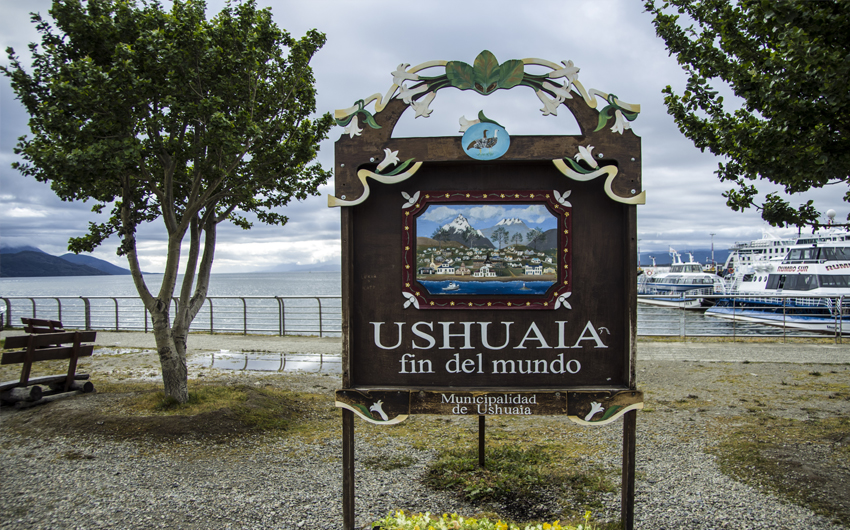 Ushuaia is the southernmost city in the world. It is located on the shores of the Beagle Channel, at the southern tip of Tierra del Fuego Island