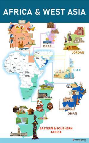 Africa & West Asia