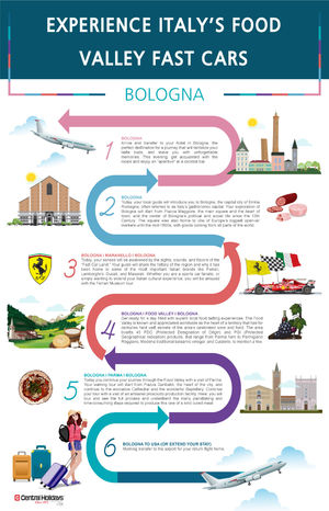 Experience Italy's Food Valley & Fast Cars