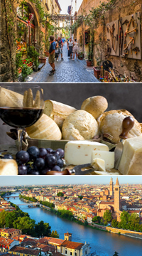 IN THE FOOTSTEPS OF ITALY?S CULINARY TRADITIONS