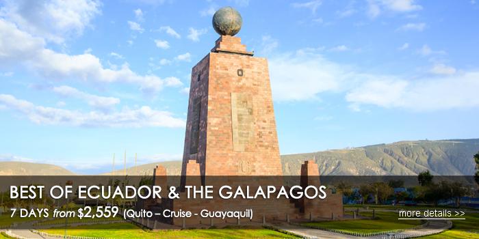Best of Ecuador & the Galapagos