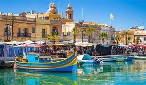 When in Malta